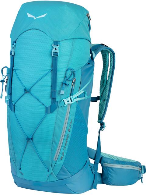 Salewa W's Alp Trainer 30+3 Backpack Dolphin